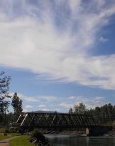 Telkwa sky